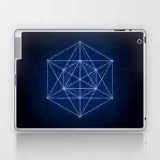 Sacred geometry / Minimal Hipster Symbol Art Laptop & iPad Skin