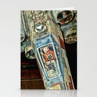 X-Wing Fighter Stationery Cards