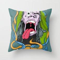 Moola Throw Pillow