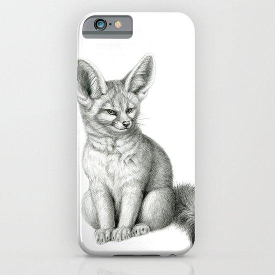 Fennec SK042 Vulpes zerda iPhone & iPod Case