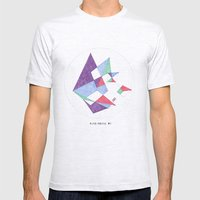 Kite-netic #1 Mens Fitted Tee Ash Grey SMALL