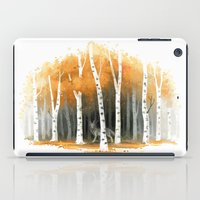 Autumn Wolf iPad Case