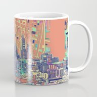 Philadelphia City Skylin… Mug