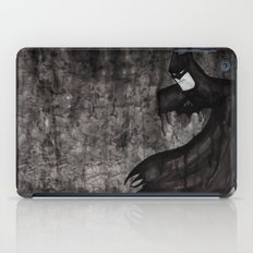 Black Bat iPad Case