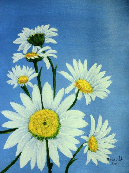 White delight Art Print