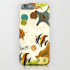 The Great Barrier Reef Slim Case iPhone 6s