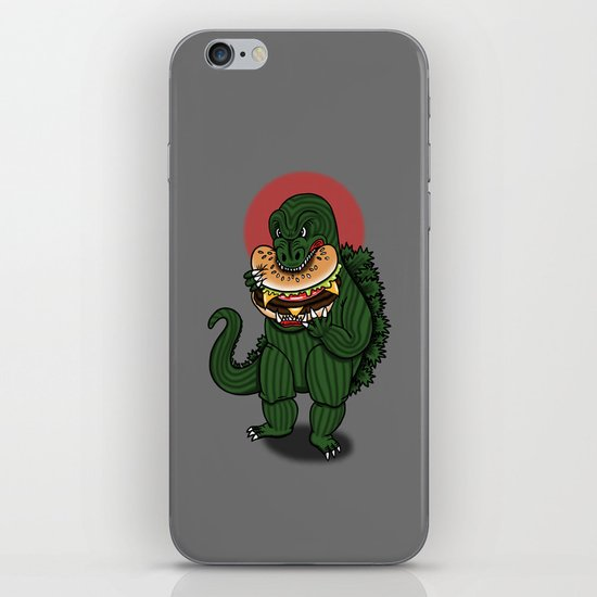 Monster Craving iPhone & iPod Skin