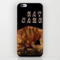 Eat Cake iPhone & iPod Skin