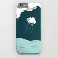 Where Do Good Sheep Go... iPhone 6 Slim Case