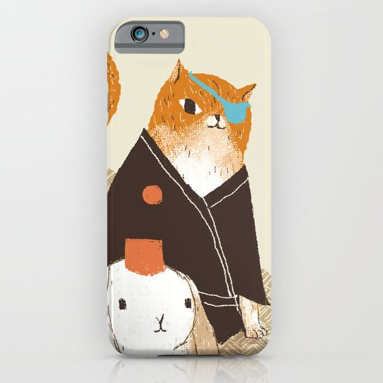 samurai's iPhone & iPod Case