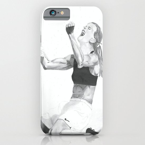 Brandi Chastain iPhone & iPod Case