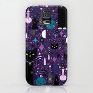 Halloween Kittens  Galaxy S5 Slim Case