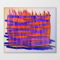 Bright Wash Canvas Print