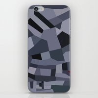 London Roads 45 iPhone & iPod Skin