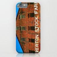 Overton Stock Farm iPhone 6 Slim Case