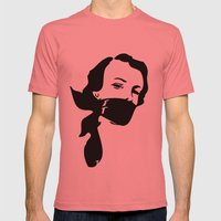Willie Mens Fitted Tee Pomegranate SMALL