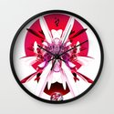 Another Photoshop Robot (Alternate Version) Wall Clock