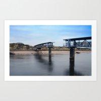 Bridge Of Scottish Inven… Art Print