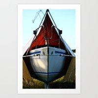 Kristianstad, Sweden Art Print