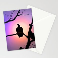 Waiting for Dinner Stationery Cards
