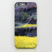 Rape Flowers 2 iPhone 6 Slim Case