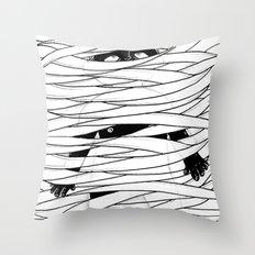 Im Stuck!, Hello! Throw Pillow