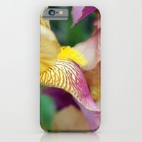 iPhone & iPod Case featuring Irises by Suzanne Kurilla