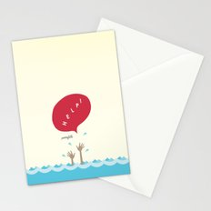 help! Stationery Cards