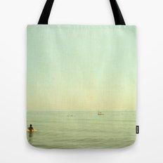 Pontoon Tote Bag