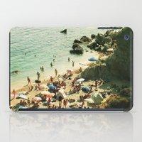 La plage iPad Case