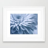 Snow Touch Framed Art Print