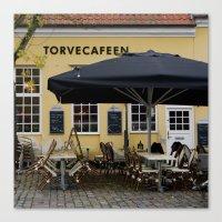 Cafeen Canvas Print