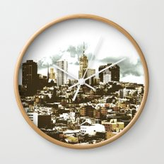 sanscape 2 Wall Clock