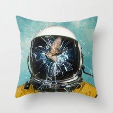 the escape 2 Throw Pillow