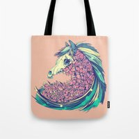 Beautiful Horse Tote Bag