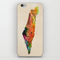 israel iPhone & iPod Skin