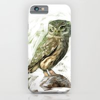 Olive Owl iPhone 6 Slim Case