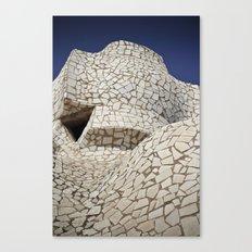 Barcelona: Cross Canvas Print