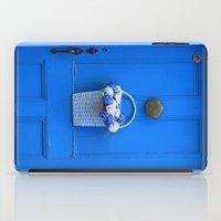 The Blue Door iPad Case