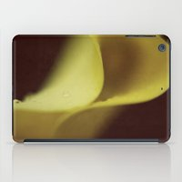 Calla Lilly Abstract iPad Case