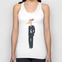 Chief Flaminggg Unisex Tank Top
