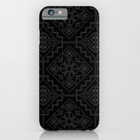 iPhone & iPod Case featuring UFOlk 4 by culture soup
