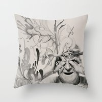 so in need Throw Pillow
