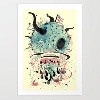 ET Explorer Art Print