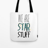 Star Stuff Tote Bag
