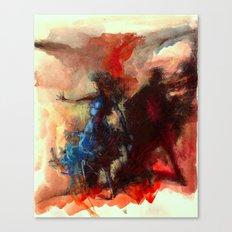 Renk Kuşağı Canvas Print
