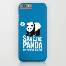 Save the Panda Slim Case iPhone 6s