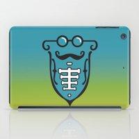 Skelebeard iPad Case