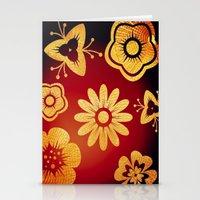 Mi Flor Stationery Cards