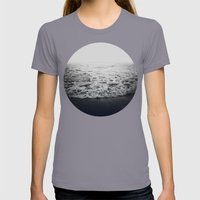 Infinity Womens Fitted Tee Slate SMALL